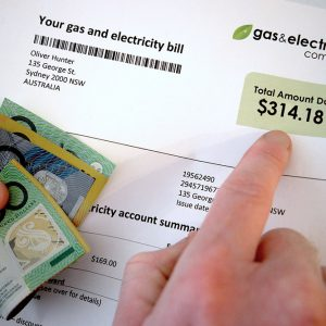 Excessive large NSW electricity bill